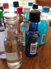 not glitter bottles